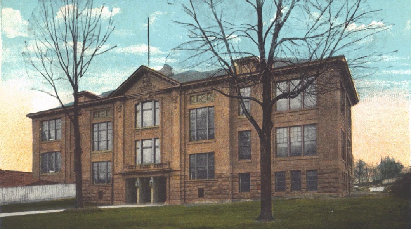 Postcard circa 1909