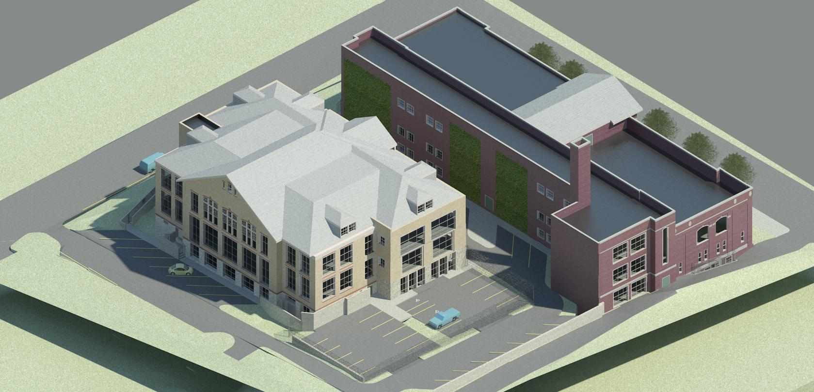 Updates for Old Chambersburg Central Development: Our First Newsletter